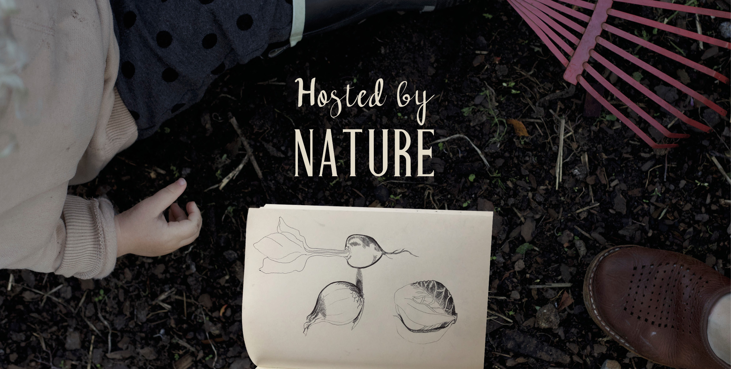 Hosted by nature -