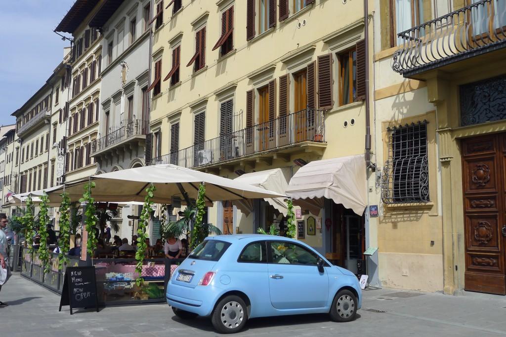 Ett soligt Florens