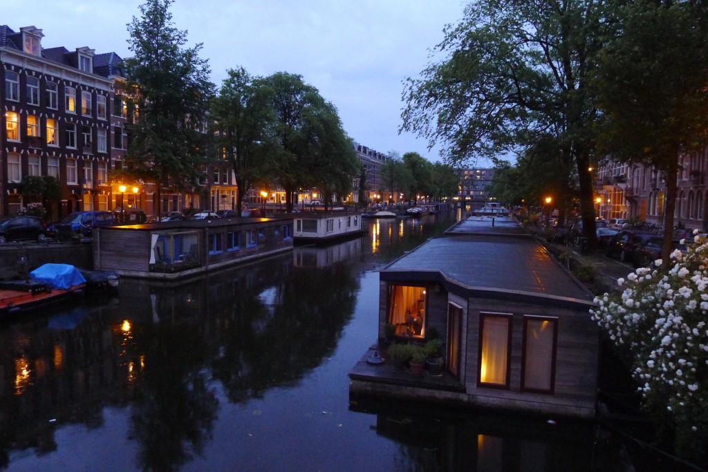 EU- konferens och besök i Amsterdam