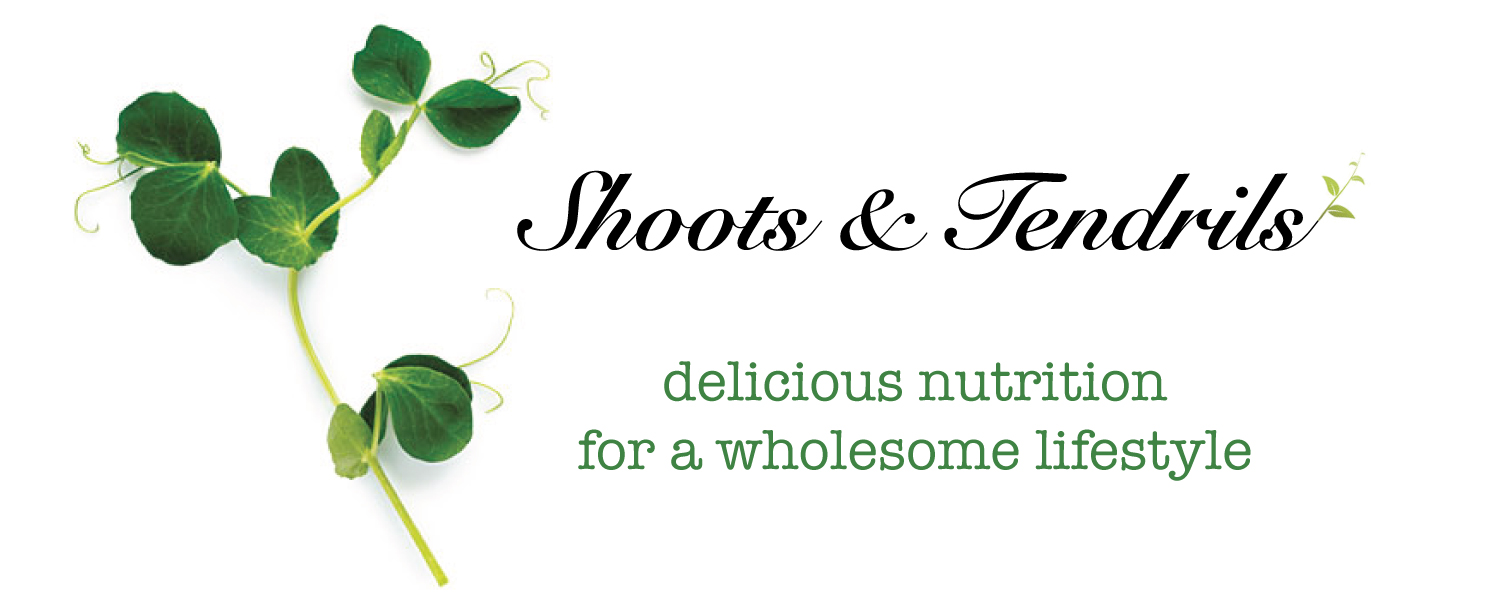Shoots and tendrils -