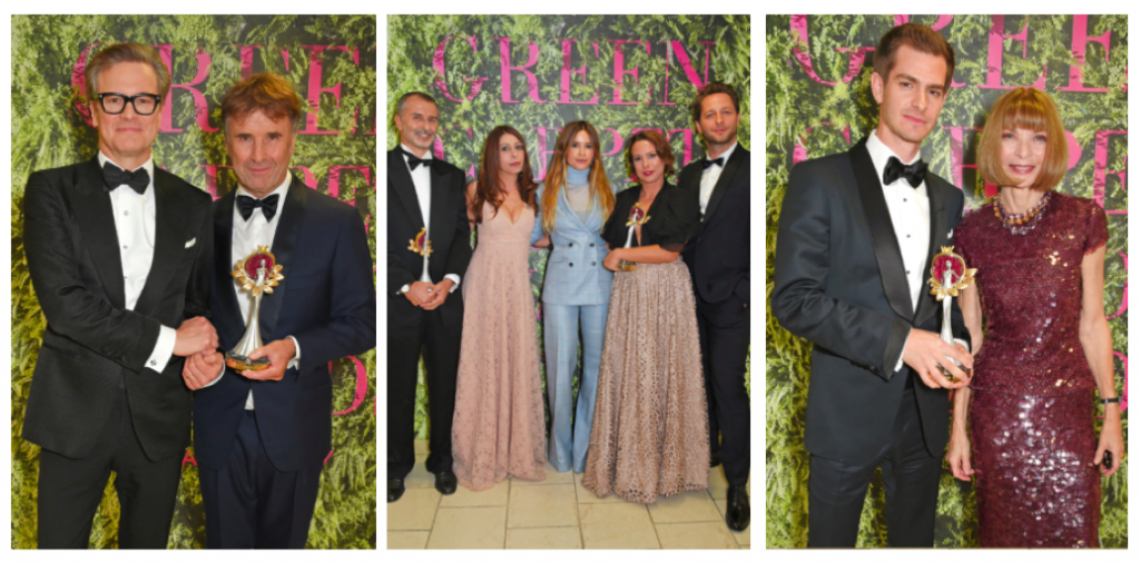 Green Carpet Fashion Award – Made in Italy?