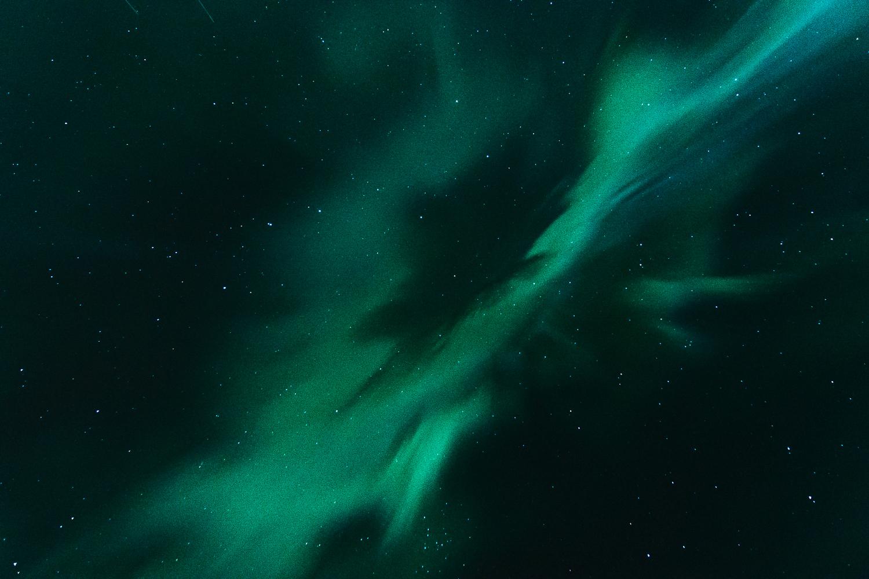 Vinterns sista norrsken