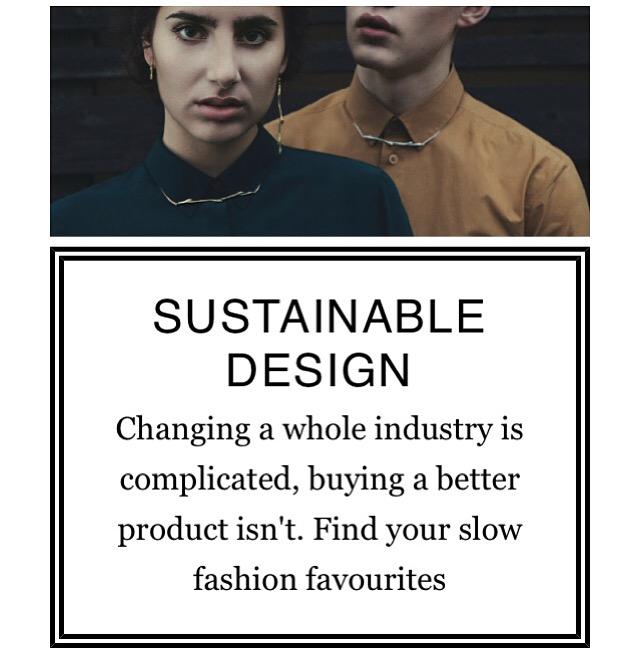 Norska Just Fashion skriver så fint om oss