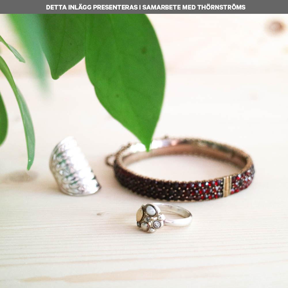 Mixa nytt med vintage – så får du unika smycken