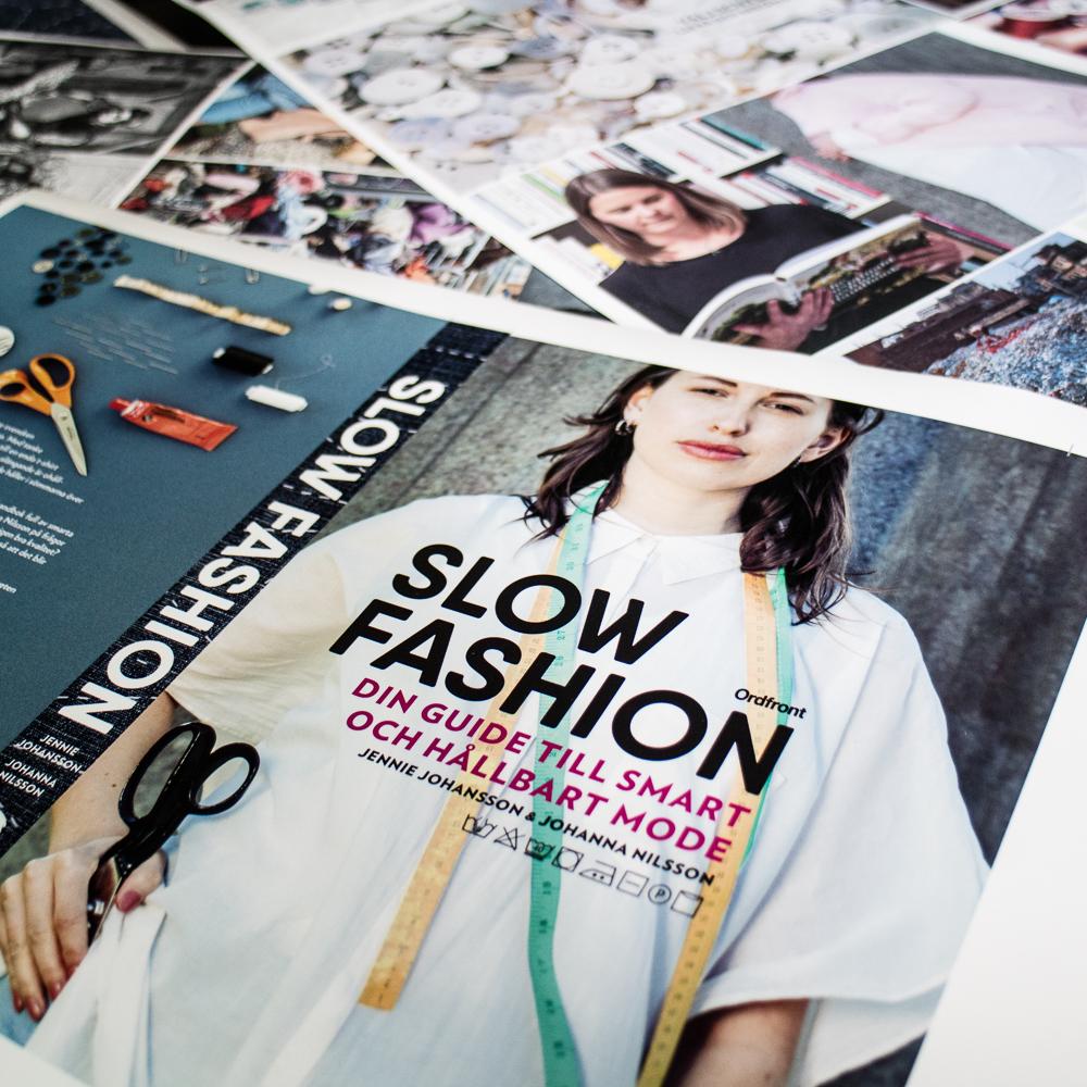 Dags att fira: Slow fashion-boken är klar!