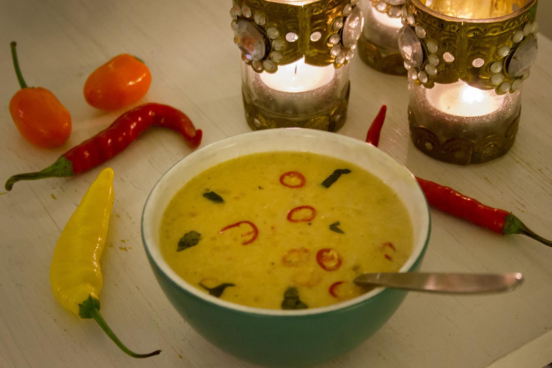 Het linssoppa för kalla kvällar (vegansk + glutenfri)