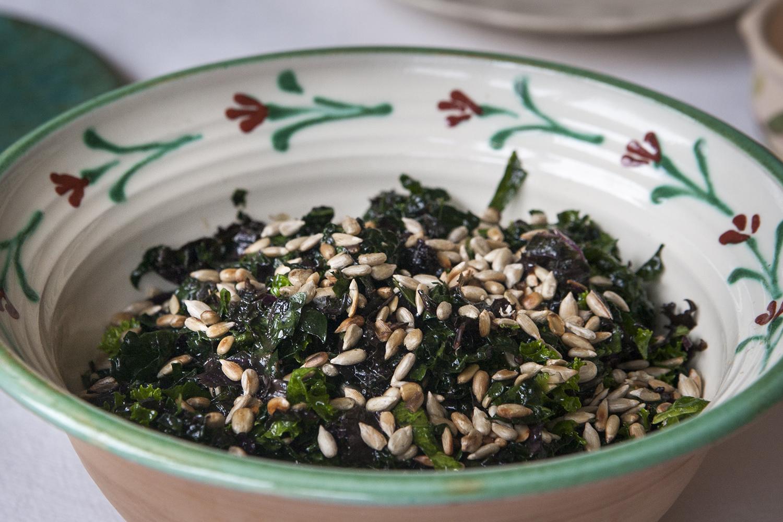 """Kål – """"julgröda"""" i säsong året om + recept på grönkålssallad"""