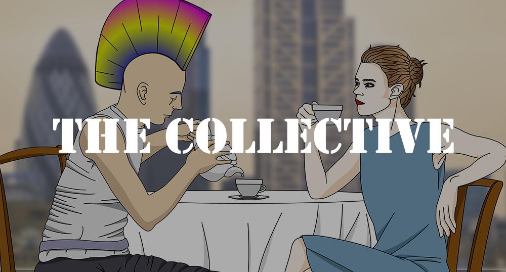 The collective - En till The waves we make portal webbplats