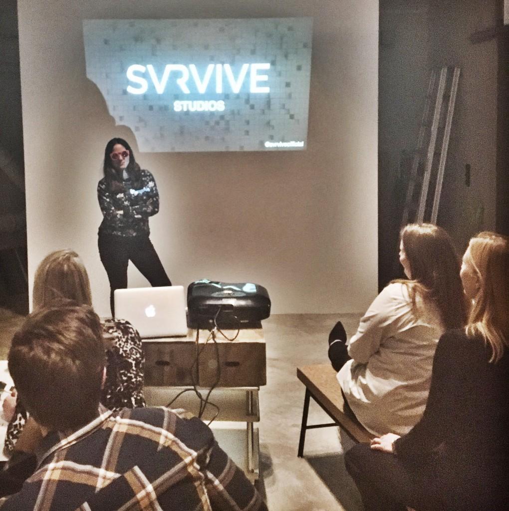 SRVIVRE-Innovation Academy