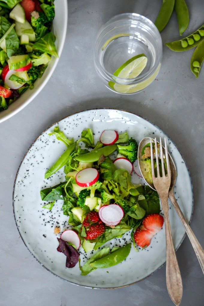 Sommarsallad | The Nordic Kitchen