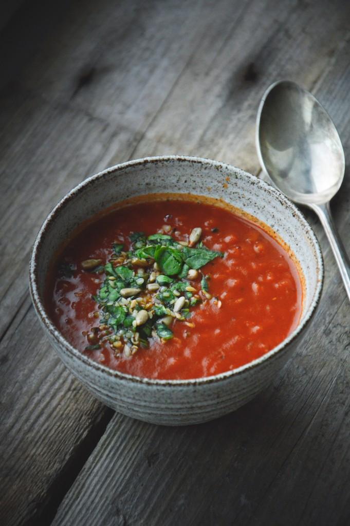 Höstens första dag | Recept på linssoppa