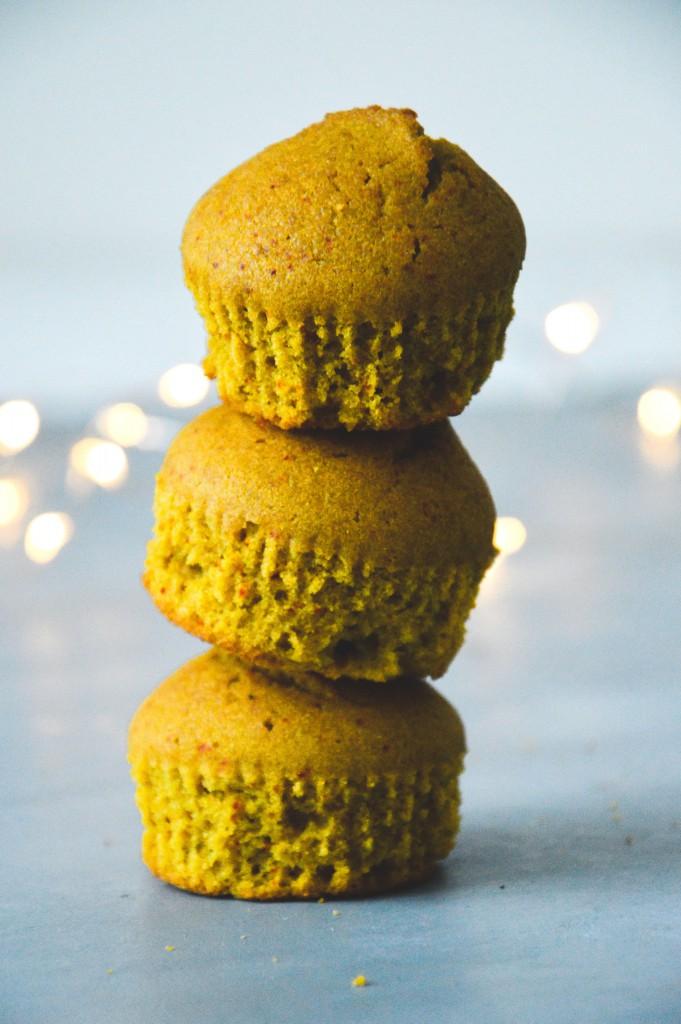 Saffransmuffins | Saffron muffins