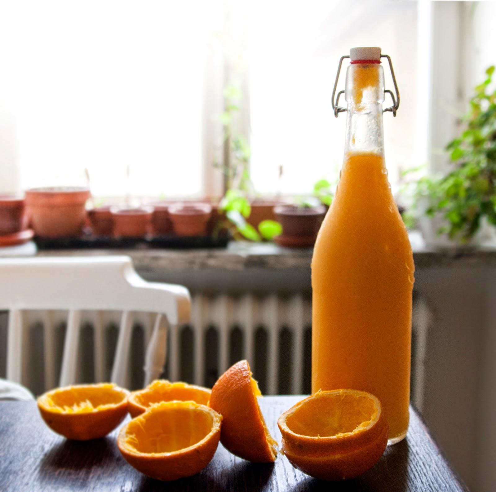 Lyxig juice