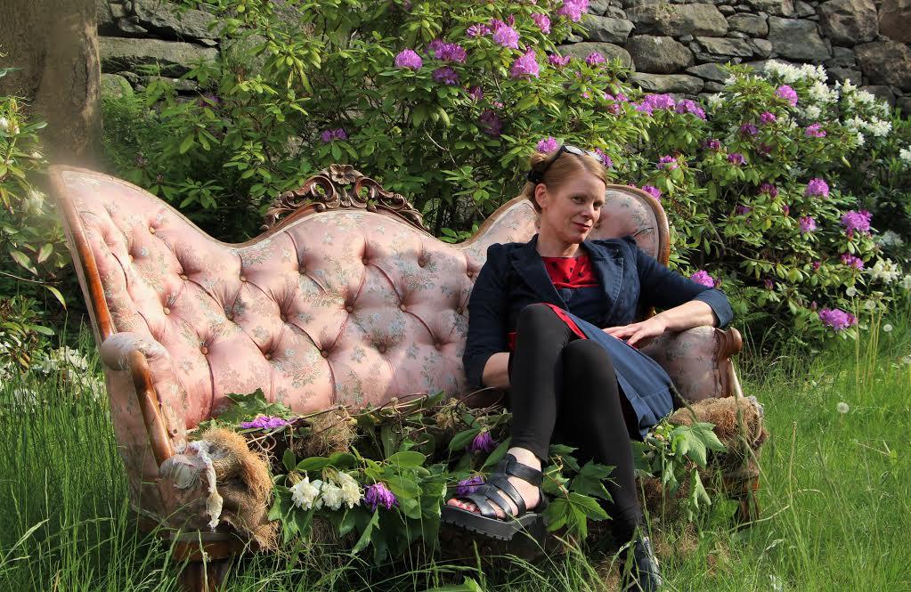 Johanna Törnqvist,  Project Precious Trash