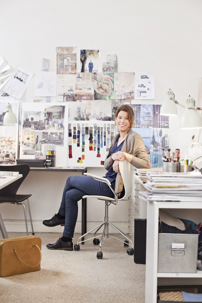 Emma Olbers, ny kreativ chef på Ire Möbel.