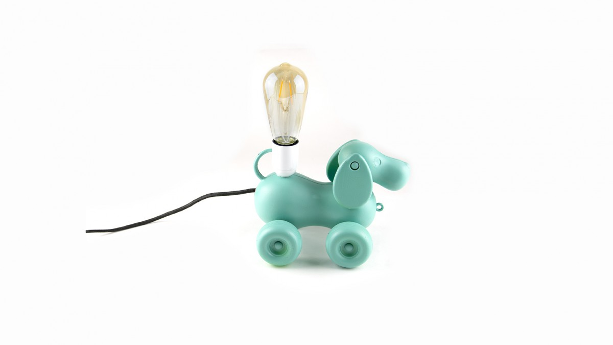 Lucka 1 Toylamp
