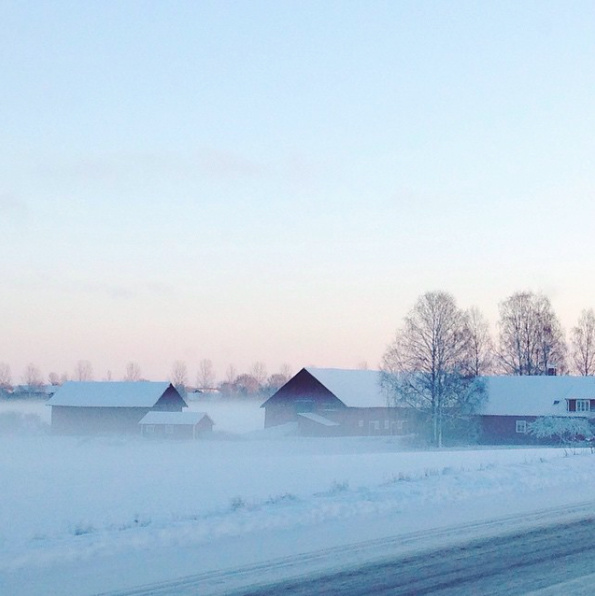 Hej mitt vinterland | Winter wonderland