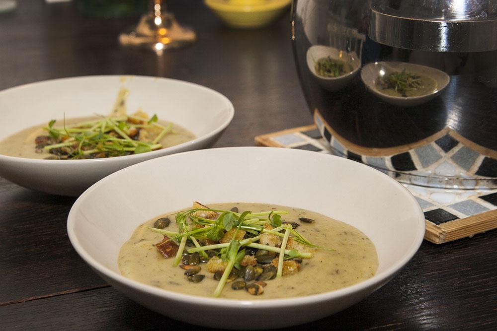 3 soppor för kalla höstkvällar