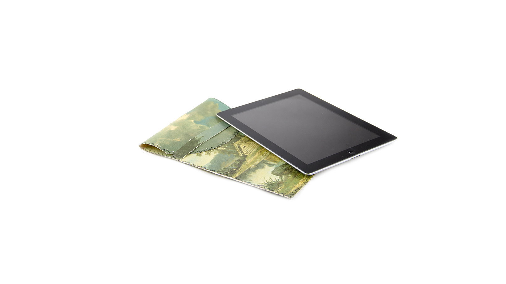 Lucka 18 Ipad case