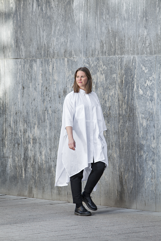 Slow fashion med Jennie Johansson