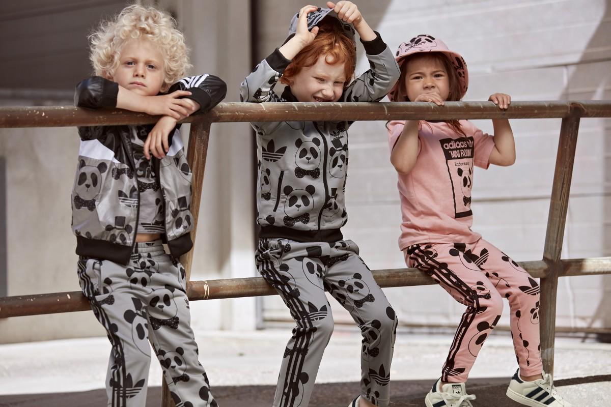 Mini Rodini + adidas 3rd release