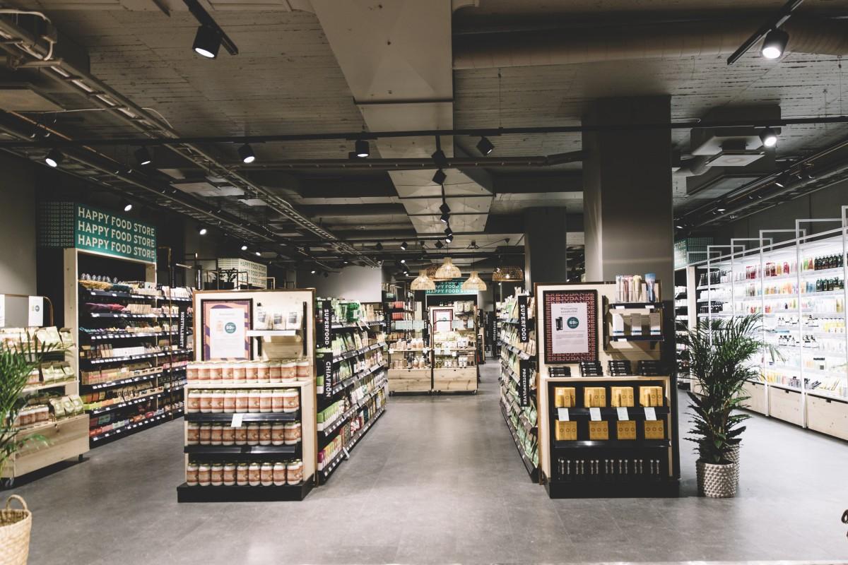En ny ekokedja har öppnat i Sverige