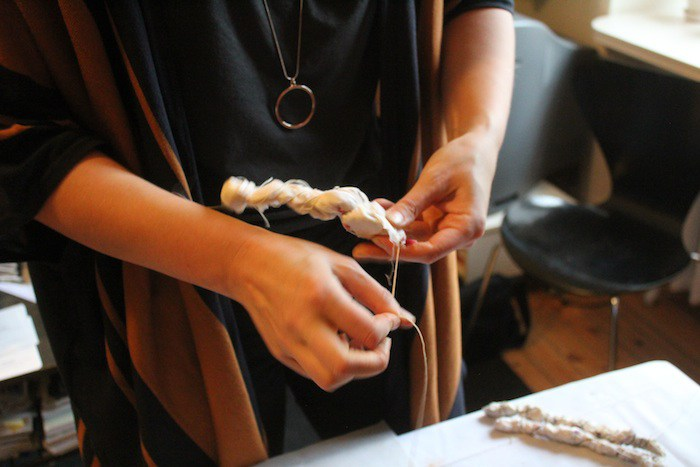 Veckans tips: workshop i naturlig färgning och indigo utställning