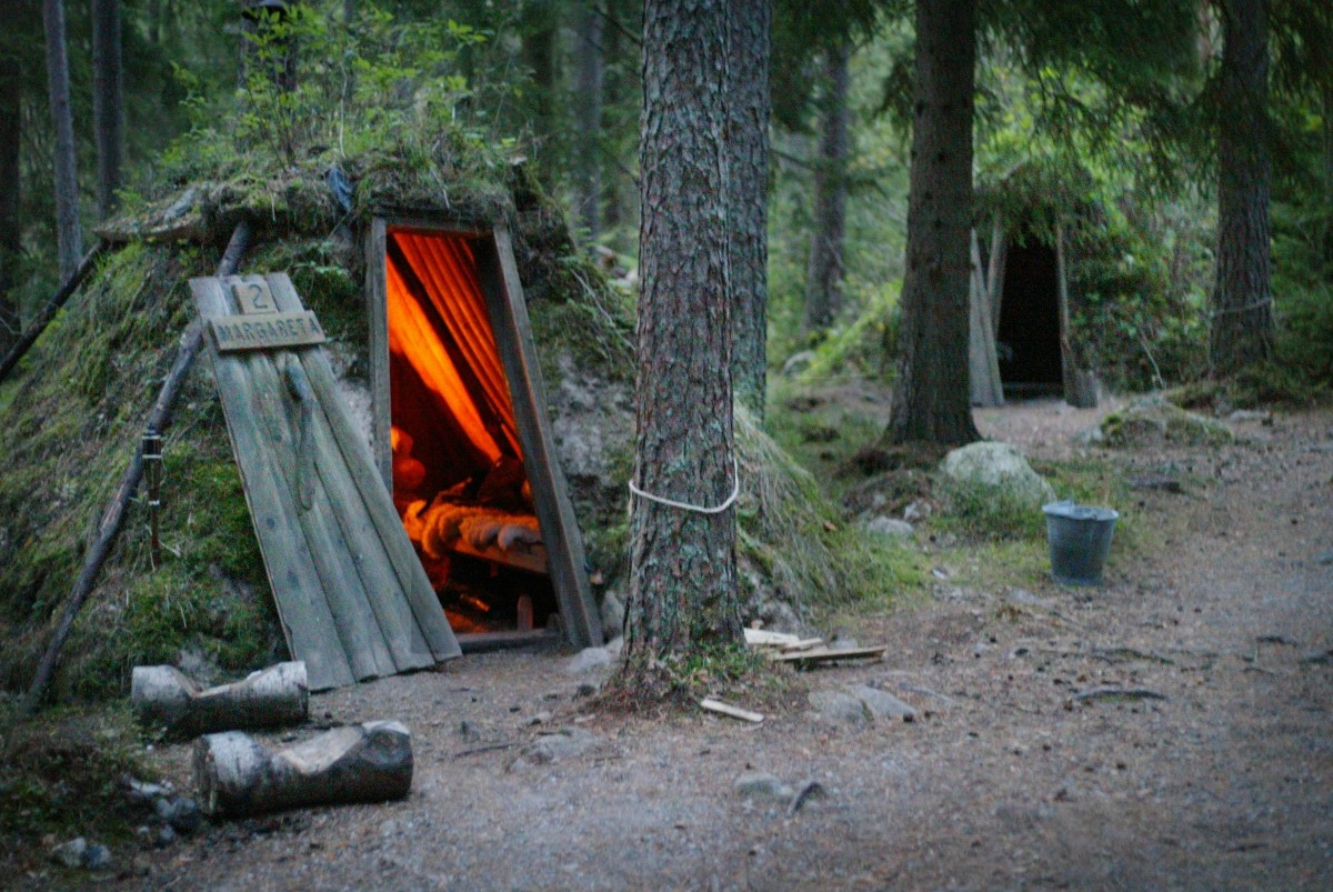 Semestertips STF Kolarbyn/Eco-Lodge