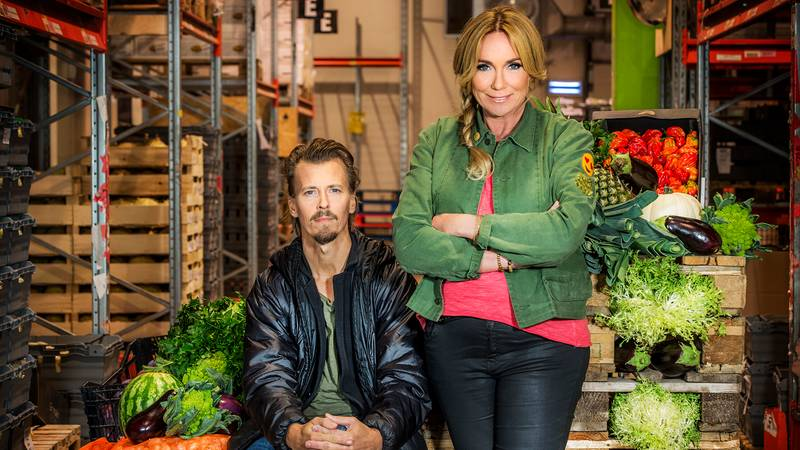 Ny tv-serie om hur ska vi få stopp på matsvinnet.