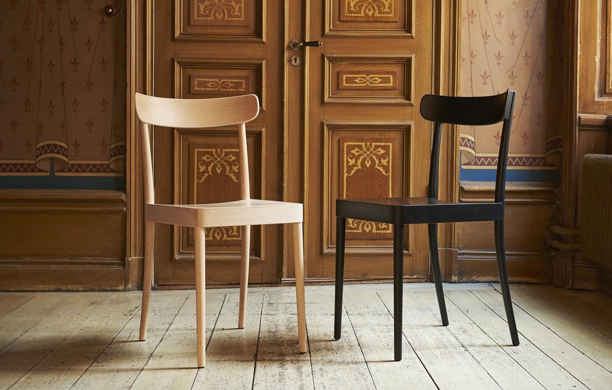 Petite för Gärsnäs svensk vinnare i tävlingen Sustainable Chairs