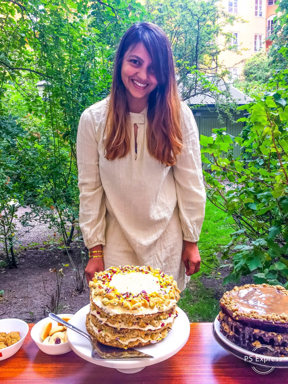 Meet the waves new blogger, with a passion for legumes, Divya Jagasia