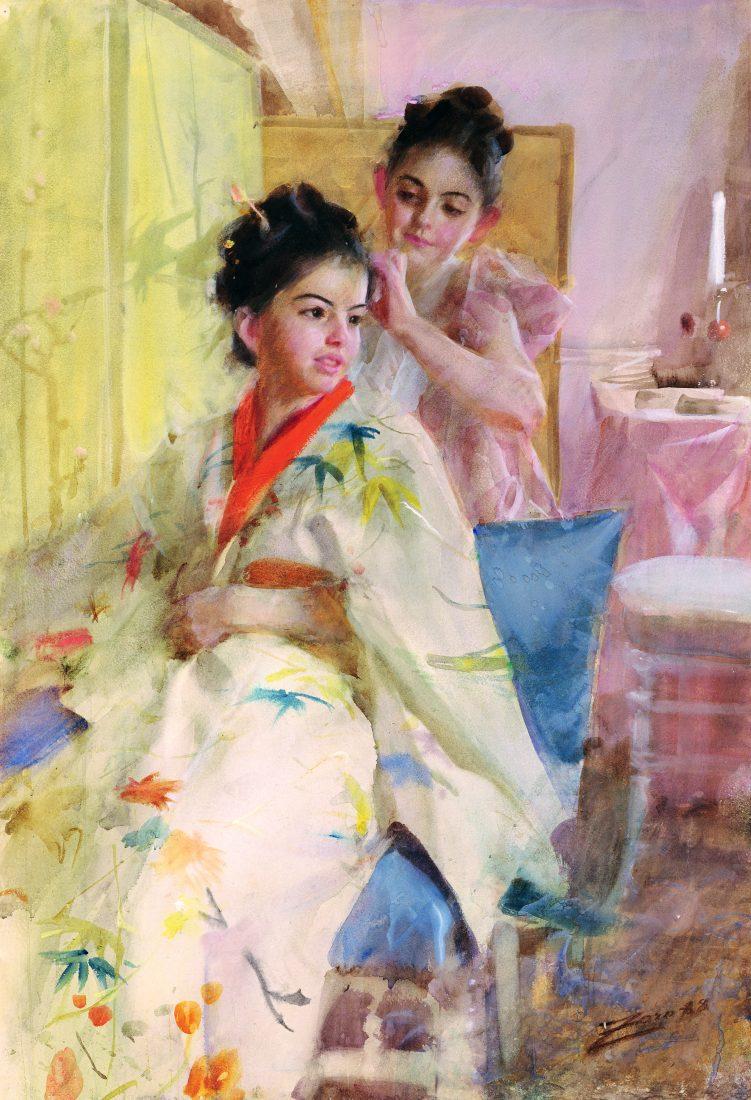 Japonism förr och nu på Thielska Galleriet