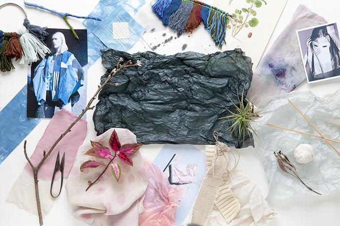 Jennie bakom TRÅD –  The waves nya blogg om hållbart mode och hantverk