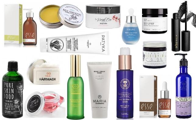 Vinnarna i Organic Beauty Awards