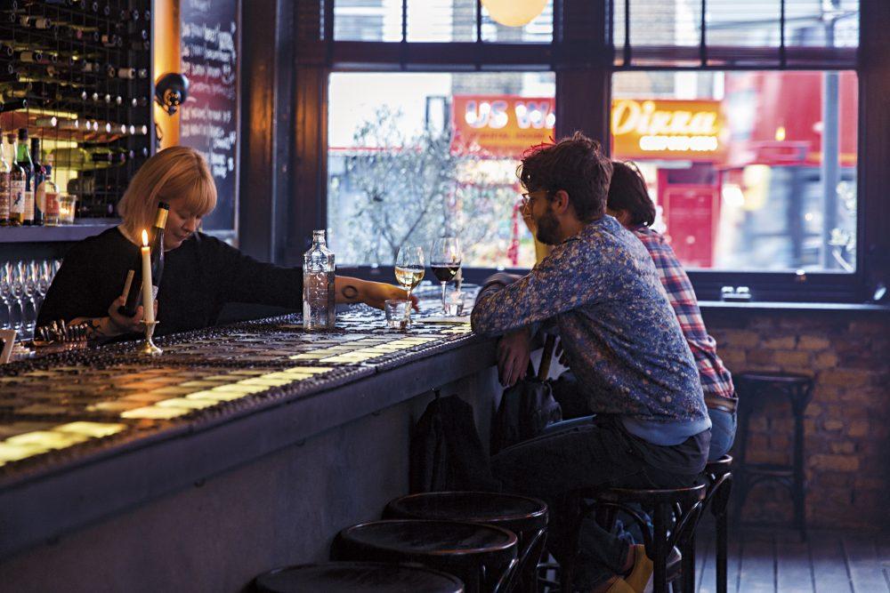 Londonför foodisar. 3 snabba frågor till Alisa Larsen