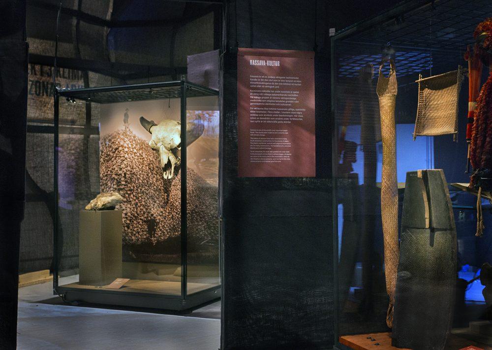 Human Nature, på Etnografiska museet